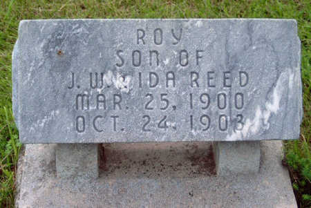 REED, JAMES ROY - Madison County, Iowa | JAMES ROY REED