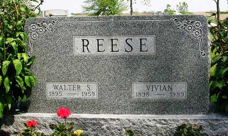 REESE, VIVIAN ELIZABETH - Madison County, Iowa | VIVIAN ELIZABETH REESE