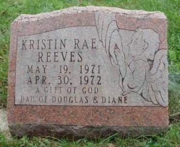 REEVES, KRISTIN RAE - Madison County, Iowa | KRISTIN RAE REEVES