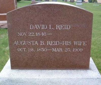 REID, DAVID L. - Madison County, Iowa | DAVID L. REID