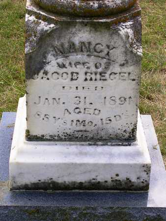 RIEGEL, NANCY ANN - Madison County, Iowa   NANCY ANN RIEGEL