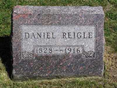 REIGLE, DANIEL - Madison County, Iowa | DANIEL REIGLE