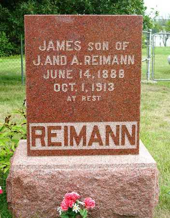 REIMANN, JAMES - Madison County, Iowa | JAMES REIMANN