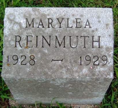 REINMUTH, MARYLEA - Madison County, Iowa | MARYLEA REINMUTH