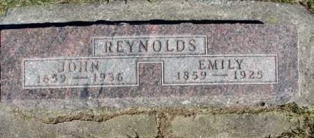 REYNOLDS, EMILY - Madison County, Iowa | EMILY REYNOLDS