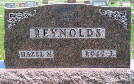 REYNOLDS, HAZEL MARY - Madison County, Iowa | HAZEL MARY REYNOLDS