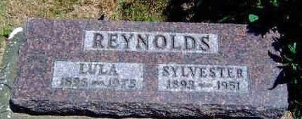 REYNOLDS, SYLVESTER - Madison County, Iowa | SYLVESTER REYNOLDS