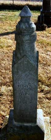RHODES, JENNIE A. - Madison County, Iowa | JENNIE A. RHODES