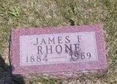 RHONE, JAMES FRANKLIN - Madison County, Iowa | JAMES FRANKLIN RHONE