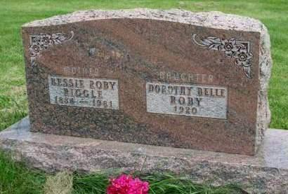 RIGGLE, BESSIE MAY - Madison County, Iowa | BESSIE MAY RIGGLE