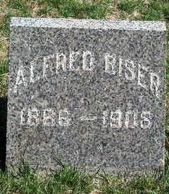 RISER, ALFRED - Madison County, Iowa | ALFRED RISER