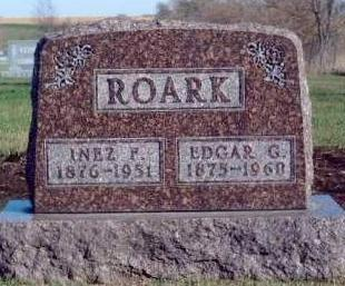 ROARK, INEZ FERN - Madison County, Iowa | INEZ FERN ROARK