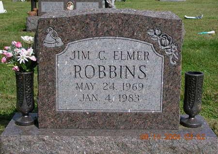 ROBBINS, JIM C. ELMER - Madison County, Iowa | JIM C. ELMER ROBBINS