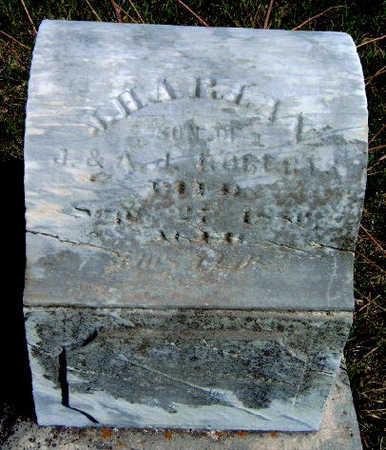 ROBERTS, J.  HARLAN - Madison County, Iowa | J.  HARLAN ROBERTS