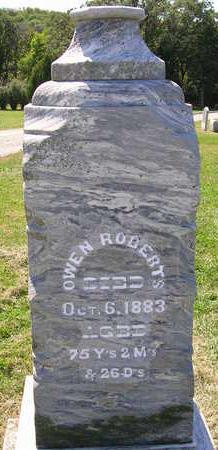 ROBERTS, OWEN - Madison County, Iowa | OWEN ROBERTS