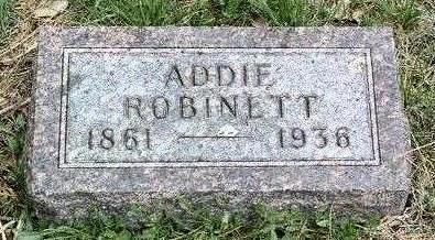 ROBINETT, ADELINE