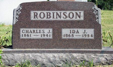 ROBINSON, CHARLES JACKSON - Madison County, Iowa | CHARLES JACKSON ROBINSON