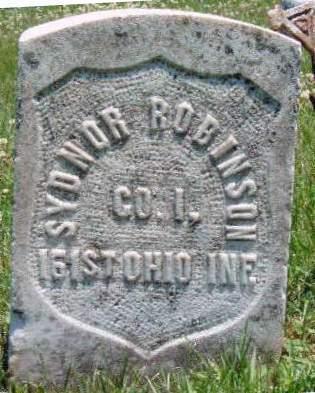 ROBINSON, SYDNOR - Madison County, Iowa   SYDNOR ROBINSON
