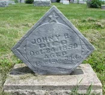 ROBY, JOHNY B. - Madison County, Iowa | JOHNY B. ROBY
