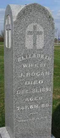 ROGAN, ELIZABETH - Madison County, Iowa | ELIZABETH ROGAN