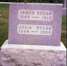 ROGAN, JULIA - Madison County, Iowa | JULIA ROGAN