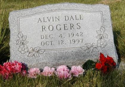ROGERS, ALVIN DALE - Madison County, Iowa   ALVIN DALE ROGERS