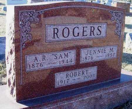 ROGERS, ALBERT RAYMOND