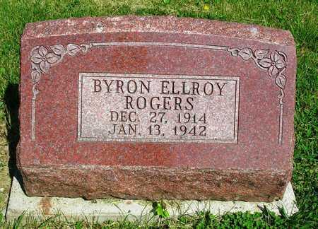 ROGERS, BYRON ELLROY - Madison County, Iowa | BYRON ELLROY ROGERS