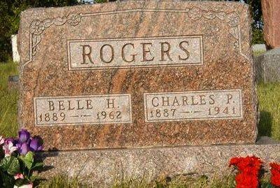ROGERS, CHARLES POWELL - Madison County, Iowa | CHARLES POWELL ROGERS