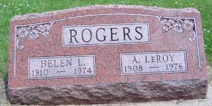 ROGERS, HELEN LOREE - Madison County, Iowa   HELEN LOREE ROGERS