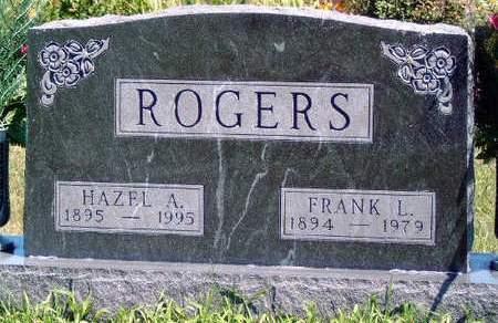 ROGERS, FRANK LEMUEL - Madison County, Iowa | FRANK LEMUEL ROGERS