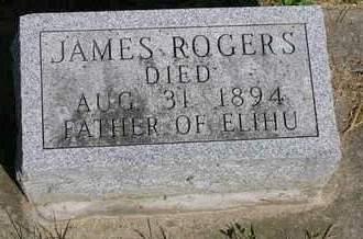 ROGERS, JAMES A. - Madison County, Iowa | JAMES A. ROGERS