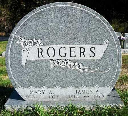 ROGERS, MARY A. - Madison County, Iowa | MARY A. ROGERS