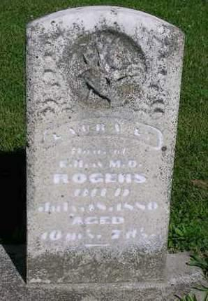 ROGERS, LAURA L. - Madison County, Iowa | LAURA L. ROGERS