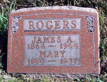 ROGERS, JAMES A. - Madison County, Iowa | JAMES A. ROGERS