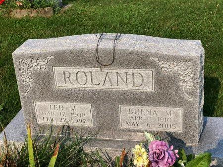 ROLAND, BUENA MAE - Madison County, Iowa | BUENA MAE ROLAND