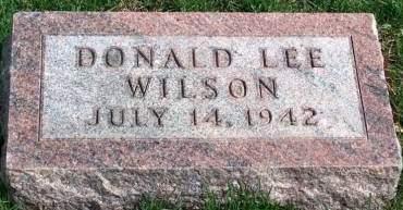WILSON, DONALD LEE - Madison County, Iowa | DONALD LEE WILSON
