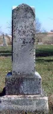 ROSS, SAMUEL A. - Madison County, Iowa | SAMUEL A. ROSS
