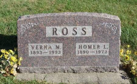 ROSS, HOMER LEO - Madison County, Iowa | HOMER LEO ROSS