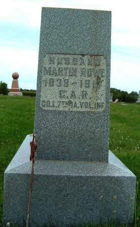 ROWE, MARTIN - Madison County, Iowa | MARTIN ROWE