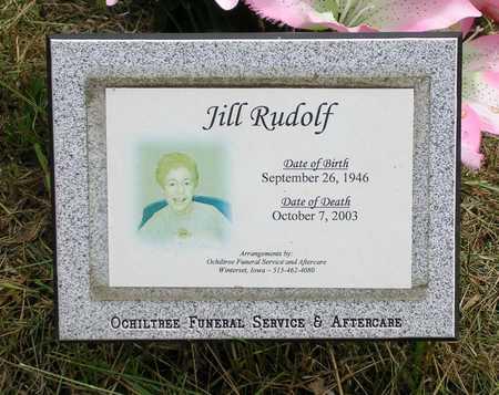 RUDOLF, NONA JILL - Madison County, Iowa | NONA JILL RUDOLF