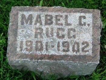 RUGG, MABEL GRACE - Madison County, Iowa | MABEL GRACE RUGG