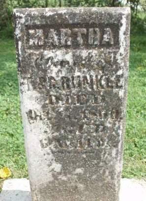 RUNKLE, MARTHA - Madison County, Iowa | MARTHA RUNKLE