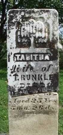 RUNKLE, TABITHA - Madison County, Iowa | TABITHA RUNKLE