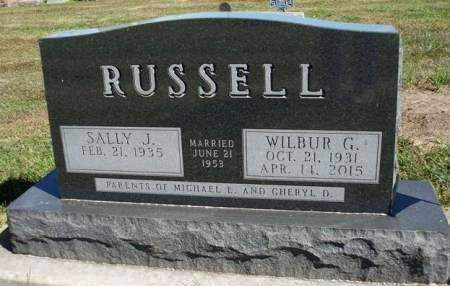 RUSSELL, WILBUR GENE - Madison County, Iowa | WILBUR GENE RUSSELL