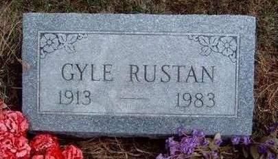 RUSTAN, GYLE ALFRED - Madison County, Iowa | GYLE ALFRED RUSTAN