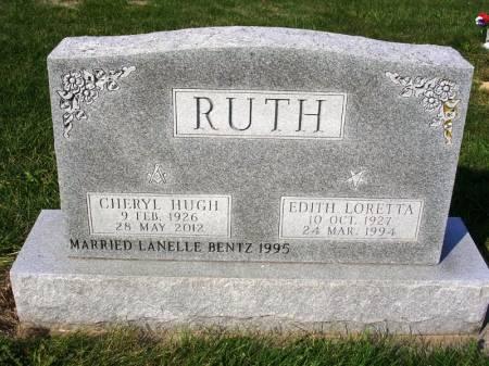RUTH, CHERYL HUGH - Madison County, Iowa | CHERYL HUGH RUTH