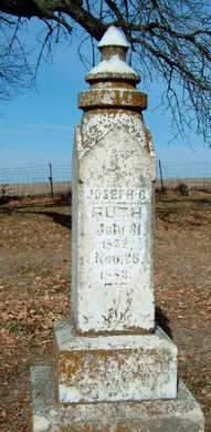 RUTH, JOSEPH COLLINS - Madison County, Iowa | JOSEPH COLLINS RUTH