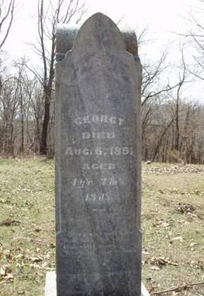RUTHERFORD, GEORGE V.  (GEORGY) - Madison County, Iowa   GEORGE V.  (GEORGY) RUTHERFORD