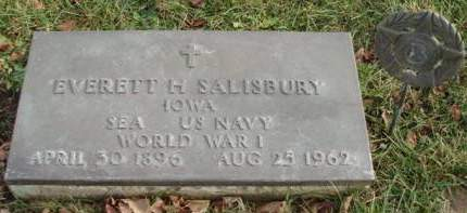 SALISBURY, EVERETT H. - Madison County, Iowa | EVERETT H. SALISBURY